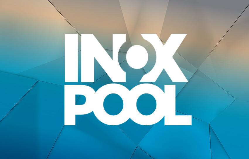 Inox Pool affiche son nouveau logo
