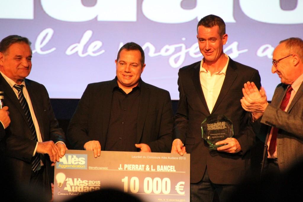 Remise prix Inox Pool - Alès Audace 2015 1