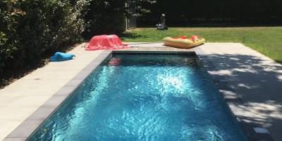 piscine inox INOXPOOL 10x3m